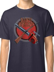 DEADITE REPELLENTS Classic T-Shirt