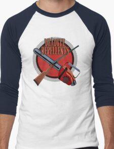 DEADITE REPELLENTS Men's Baseball ¾ T-Shirt
