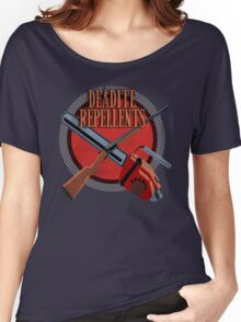 DEADITE REPELLENTS Women's Relaxed Fit T-Shirt