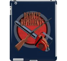 DEADITE REPELLENTS iPad Case/Skin