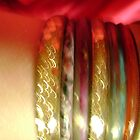 Busy Bangles by ArtistJD