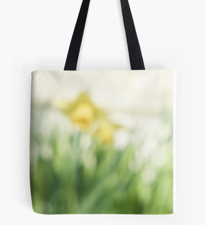 Soft daffodils Tote Bag
