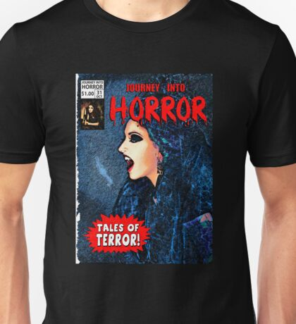 Journey into Horror Unisex T-Shirt