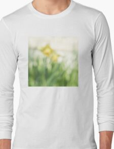 Soft daffodils Long Sleeve T-Shirt