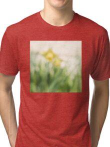 Soft daffodils Tri-blend T-Shirt