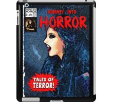 Journey into Horror iPad Case/Skin