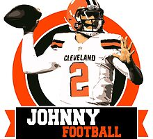 Johnny Football - Cleveland Browns by twyland