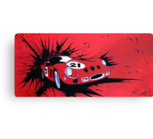 250GTO #21 Painting Canvas Print