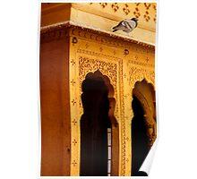 Haveli, Jaisalmer Poster