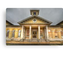 Library WInchester Canvas Print
