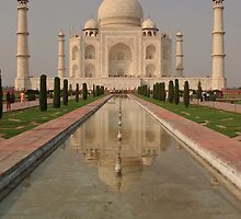 Taj Mahal by Christopher Cullen