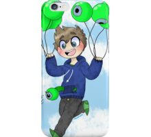 Fly away Jack! iPhone Case/Skin