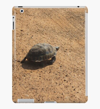 Slow and Steady iPad Case/Skin