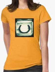 Horseshoe Womens Fitted T-Shirt