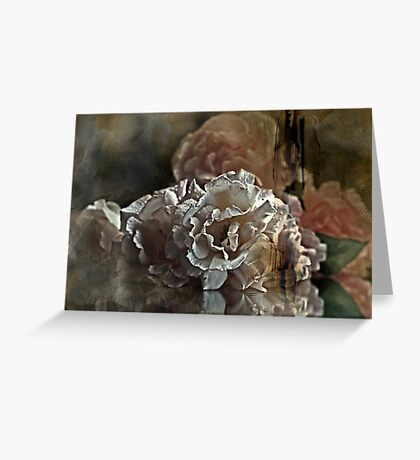 """""""Mirror ,Mirror on the Wall ..."""" Greeting Card"""
