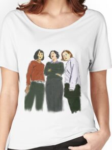 sleater-kinney Women's Relaxed Fit T-Shirt
