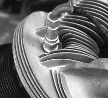 Air cooled Cylinder - Ryan PT22 by Glenn Cecero