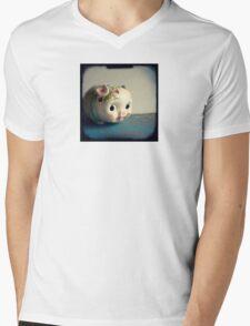 Pretty piggy - vintage china piggy bank photograph T-Shirt