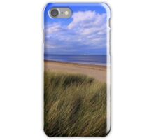 Salty Dreams and Sand Dunes : Marske on Sea, North Yorkshire, England iPhone Case/Skin