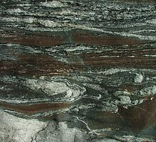 Patterns in Charleston Gneiss by orkology
