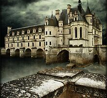 Chateau de Chenonceau France by Peter Howes