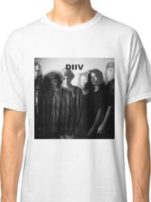 DIIV Band Photo 2 Classic T-Shirt