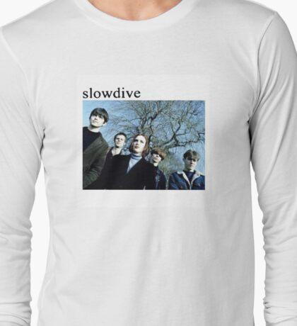 Slowdive Long Sleeve T-Shirt