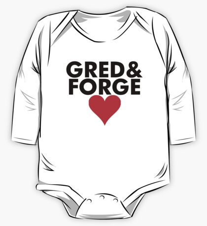 Gred and Forge One Piece - Long Sleeve
