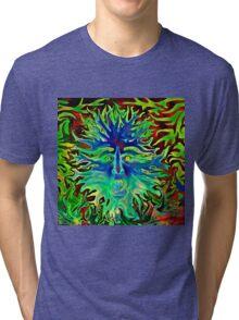 Psychedelic Sunshine Tri-blend T-Shirt