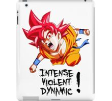 (DRAGONBALL SUPER) Fainal Super Saiyan iPad Case/Skin