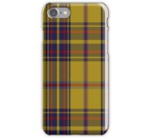 00552 Bracken Tartan iPhone Case/Skin