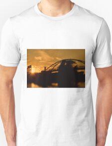 Sunset in Berkeley Cali T-Shirt