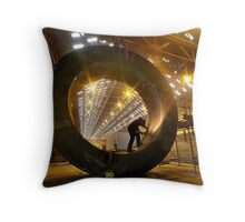 Forming Tool Throw Pillow