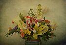 Flowers  by Sandy Keeton