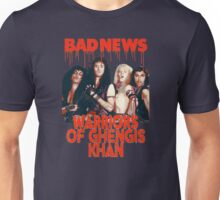 Bad News (Warrior of Ghengis Khan Unisex T-Shirt