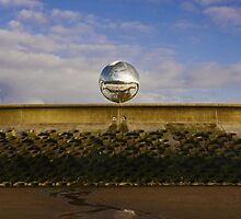 BLACKPOOL GLITTER BALL by Phil  WEBB