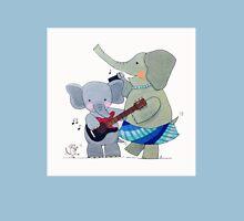 My neighbors, the elephants Unisex T-Shirt