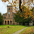 ST Mary,s Cromford Church Derbyshire by Elaine123