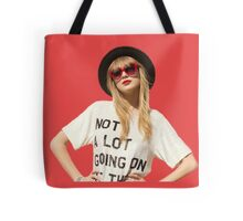 "Taylor's 22 ""Not a lot going on at the moment"" Tote Bag"