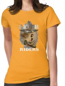 Black Star Riders Womens Fitted T-Shirt