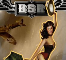 Black Star Riders Sticker