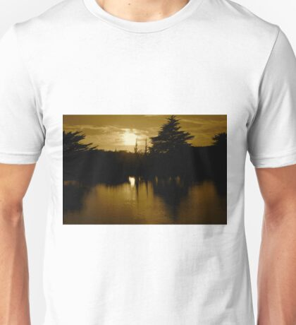 Berkeley SunSet Cali Unisex T-Shirt