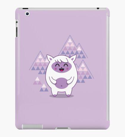 Funny fantastic animal iPad Case/Skin