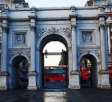 Marble Arch by Dave Godden