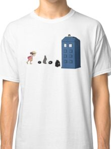 Studio Ghibli Meets the Doctor Classic T-Shirt