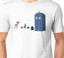 Studio Ghibli Meets the Doctor Unisex T-Shirt