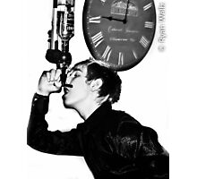Time To Drink Photographic Print