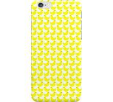 Cute Little Yellow Duckies Pattern iPhone Case/Skin