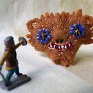 Monster Face by SusanSanford