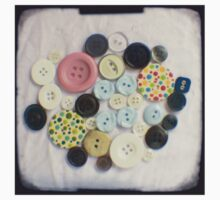 Buttons - ttv photograph Kids Tee
